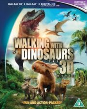 Walking With Dinosaurs 3D BLU-RAY *NEW & SEALED*
