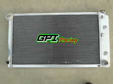 3 Rows NEW Aluminum Radiator FOR 1967-1980 68 69 70 71 72 GM / Chevy CHEVROLET