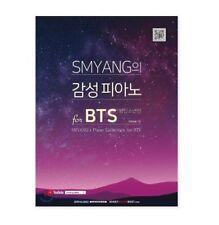 Piano Collection BTS Melody Chord Lyrics Score Book Vocal Korean Bangtan_NV