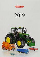 Wiking Katalog 2019 DIN A4 - 39 Seiten Hochglanz_NEU