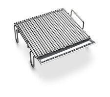 DANCOOK carbone barbecue//grill carrello//GRILL VERTICALE 7400 ruggine 62x25cm