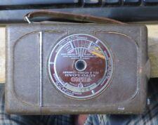vintage Bell & Howell FILMO handheld movie camera