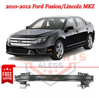 Front Primed Steel Bumper Reinforcement for 2010-2012 Ford Fusion / Lincoln MKZ