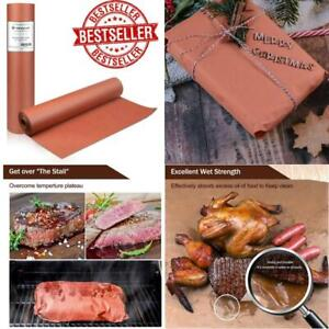 Pink Butcher Paper for Smoking Meat - Peach Butcher Paper Roll 18x2100 Wrapping
