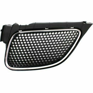 NEW DRIVER SIDE UPPER GRILLE FITS 2005-2008 PONTIAC VIBE GM1200652 88973371