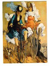 Carte postale Nos cyclistes F. Nugeron C12