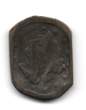 "1850 Large Cent ""Copperhead"" ? Civil War Democrats for Peace"