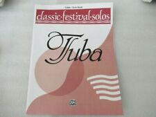 B25 Alfred Classic Festival Tuba Solo Book