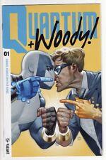 QUANTUM AND WOODY #1,2,3,4,5/VARIANT COVER Valiant Comics KISS KISS KLANG KLANG