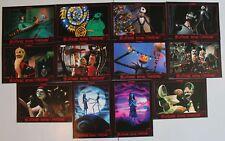 Nightmare Before Christmas German lobby card set Tim Burton