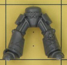 Warhammer 40K Space Marines Dark Angels Deathwing Command Terminator Legs (B)