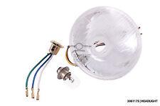 New plastic front/head light for  Lambretta LIS SX TV LI series 1 2 3