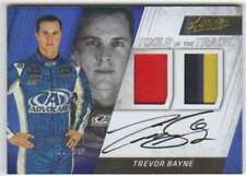 2017 Panini Absolute Tools of the Trade Dual Spectrum Gold AUTO /10 Trevor Bayne