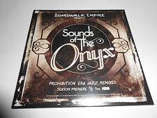 Boardwalk Empire Presents Sound Of The Onyx CD Prohibition Era Jazz Remixed NEW