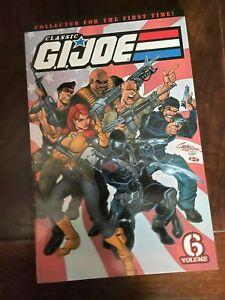 Classic G.I. JOE: A Real American Hero Vol. 6