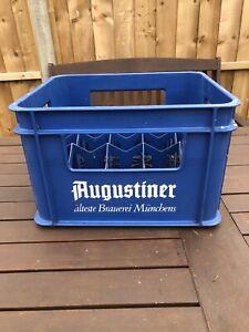 Augustiner Beer Crate Breweriana