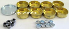 Pioneer PE-100-BR Brass Freeze Frost Expansion Plug Kit SBC SB Chevy 283 327 350