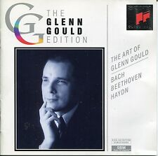Glenn Gould - The Art Of Glenn Gould - Bach Beethoven Haydn