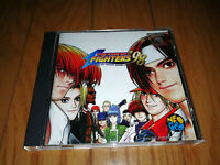 Neo Geo THE KING OF FIGHTERS 98  SNK  for Neogeo CD SNK  SPINE CARD + REG CARD