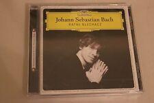 Rafał Blechacz - Johann Sebastian Bach PL CD POLISH RELEASE