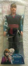 "Disney Frozen 12"" KRISTOFF Sparkle Doll Mattel Authentic Y9961 Mattel (024)"