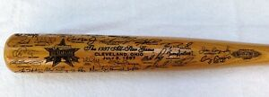 1997 MLB ALL-STAR GAME Player Signatures ENGRAVED WOOD BAT #479/1997 MINT nike