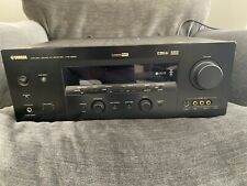 Yamaha HTR-5960 7.1 Channel Digital Home Theater Receiver - NO REMOTE