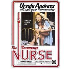 The Secrets of a Sensuous Nurse aka LInfermiera - Ursula Andress ALL REG DVD