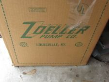 "ZOELLER D293-C HIGH HEAD 2"" WASTE-MATE SEWAGE PUMP 230V.1HP"