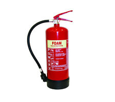 New Premium - 6 Litre Foam Fire Extinguisher - CE Marked - BS5306 Compliant
