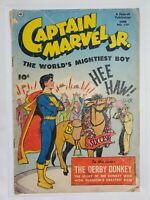 Captain Marvel #110 Fawcett Publications 1952 (INCOMPLETE)