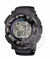 Set of 4 Screen Protector Full display cover For Casio Protrek PRW 2500