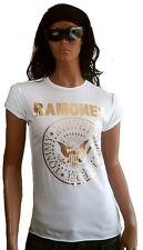 Amplified the ramones Hey ho Let 's Go You Rock Star Vintage VIP t-shirt G.M 40