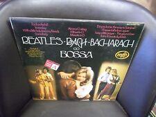 Beatles Bach Bacharach Go Bossa Nova [John Lennon] vinyl LP MFP Records EX