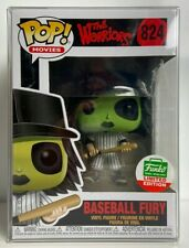 Funko Pop Movies:The Warriors Baseball Fury Green #824 Cyber Monday Exclusive