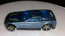 Vintage Mattel Hot Wheels Torque Screw diecast toy car collectible shades blue