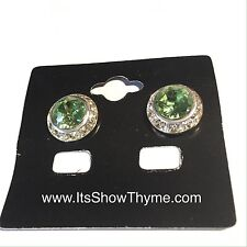 Horse Show Competition Fashion Earrings - 13mm