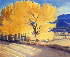 October Gold   by Maynard Dixon   Giclee Canvas Print Repro