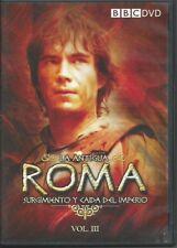 La Antigua Roma Surgimiento y Caida del Imperio Vol. III