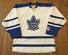 Toronto Maple Leafs Jersey Youth L/Xl Koho Hockey Nhl Laces