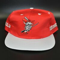 UNLV Rebels Vintage 90's Logo 7 Competitor Snapback Cap Hat - NWT