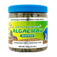 New Life Spectrum Algaemax Wafers 12mm Sinking (150g)