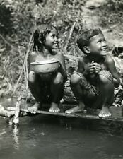 The Bath Sinoun little Cambodian Old Photo Wertheimer 1968