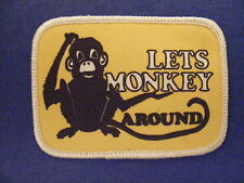 Lets monkey around patch