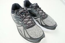 Saucony Ride 9 LR Men's Sneakers Gray Black Size US 10 M Used