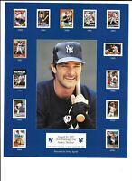 DON MATTINGLY DAY 8x10 Photo 8/31/97 NY Yankees Donnie Baseball #23 - Free Ship!