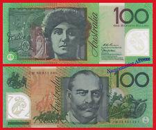 AUSTRALIA 100 Dollars dolares 1999 PICK 55b Polymer  SC  /  UNC