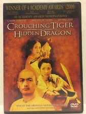 Crouching Tiger, Hidden Dragon (Dvd, 2001, Special Edition) Chow Yun Fat