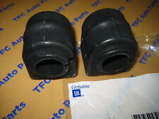 2 Chevy HHR Front Stabilizer Bar Rubber Bushings OEM New Genuine GM  2007-2011