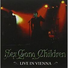 CD - Sex Gang Children - Live in Vienna CD 2010 gothic rock live